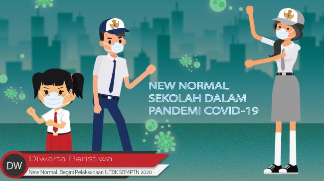 Begini, Perubahan Proses Belajar Mengajar di Era Pandemi Covid-19