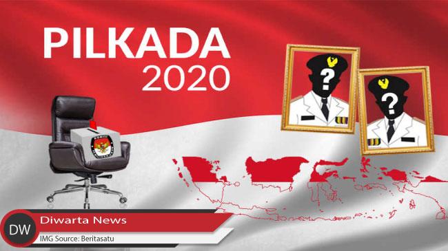 Sah, 15 Juni Tahapan Pilkada 2020 Dilanjutkan