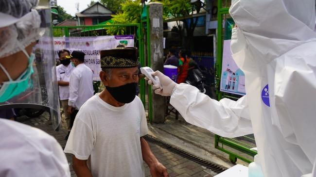 Thermo Gun Aman Untuk Cek Suhu Tubuh