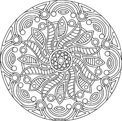 relaxing coloring pages # 25