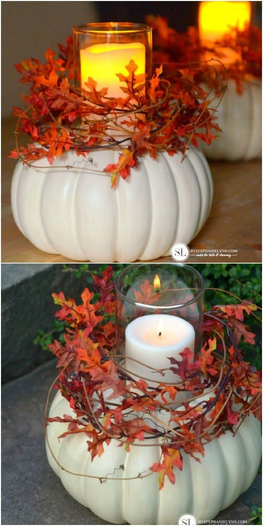 20 Diy Outdoor Fall Decorations That Ll Beautify Your Lawn