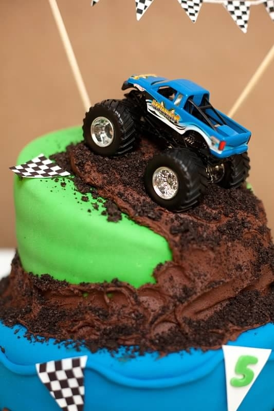 Disney Cars Cakes Boys