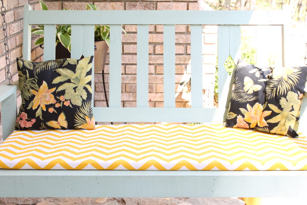 Give Your Seats A Makeover With These 19 Diy Bench Cushions