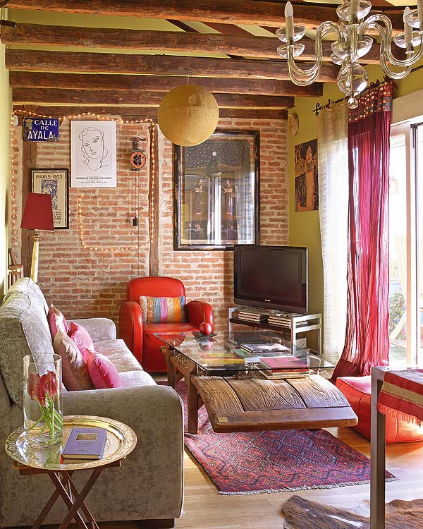 25 Examples Of Bohemian Home D 233 Cor
