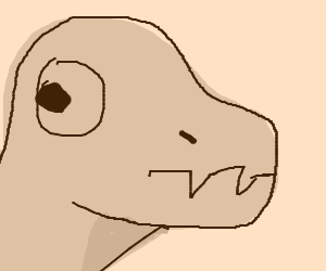 Image of: Dinosaur Has Down Syndrome But Is Cute Drawception Dinosaur Has Down Syndrome But Is Cute Drawing By The Amazing Texel
