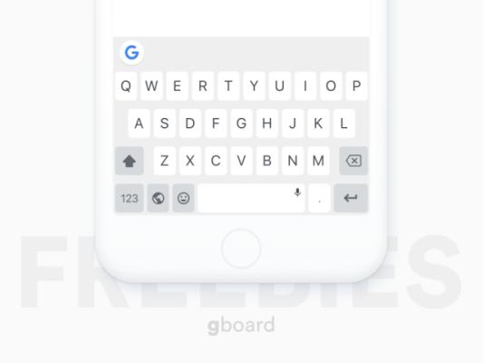 我为什么选择 Google 的输入法 Gboard