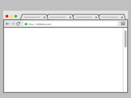解决 Google Chrome 隐藏 https 和 www