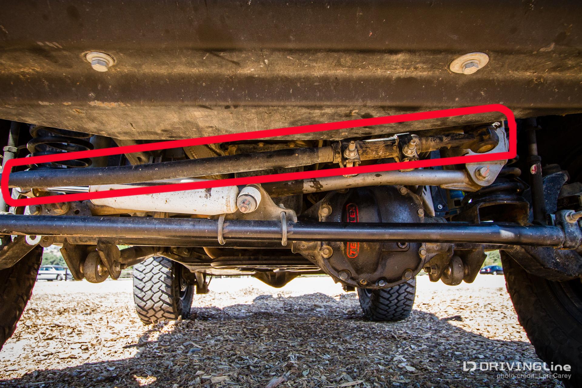 Vehicle Tire Lock
