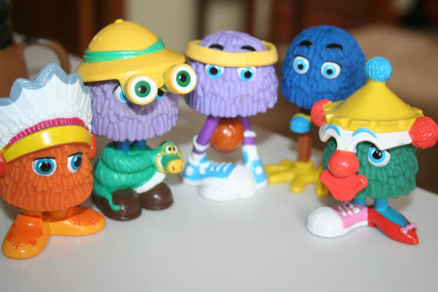 Happy Meal Toys From The 80s and 90s   Pop Culture Gallery   eBaum s     1   Fry Kids  1989