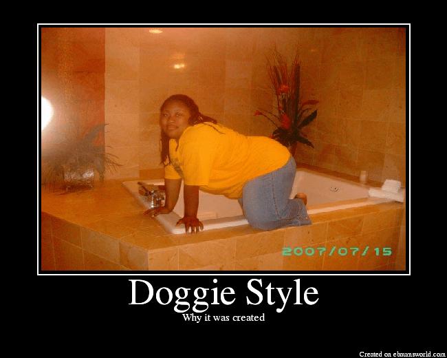 Doggie Style Picture Ebaum S World