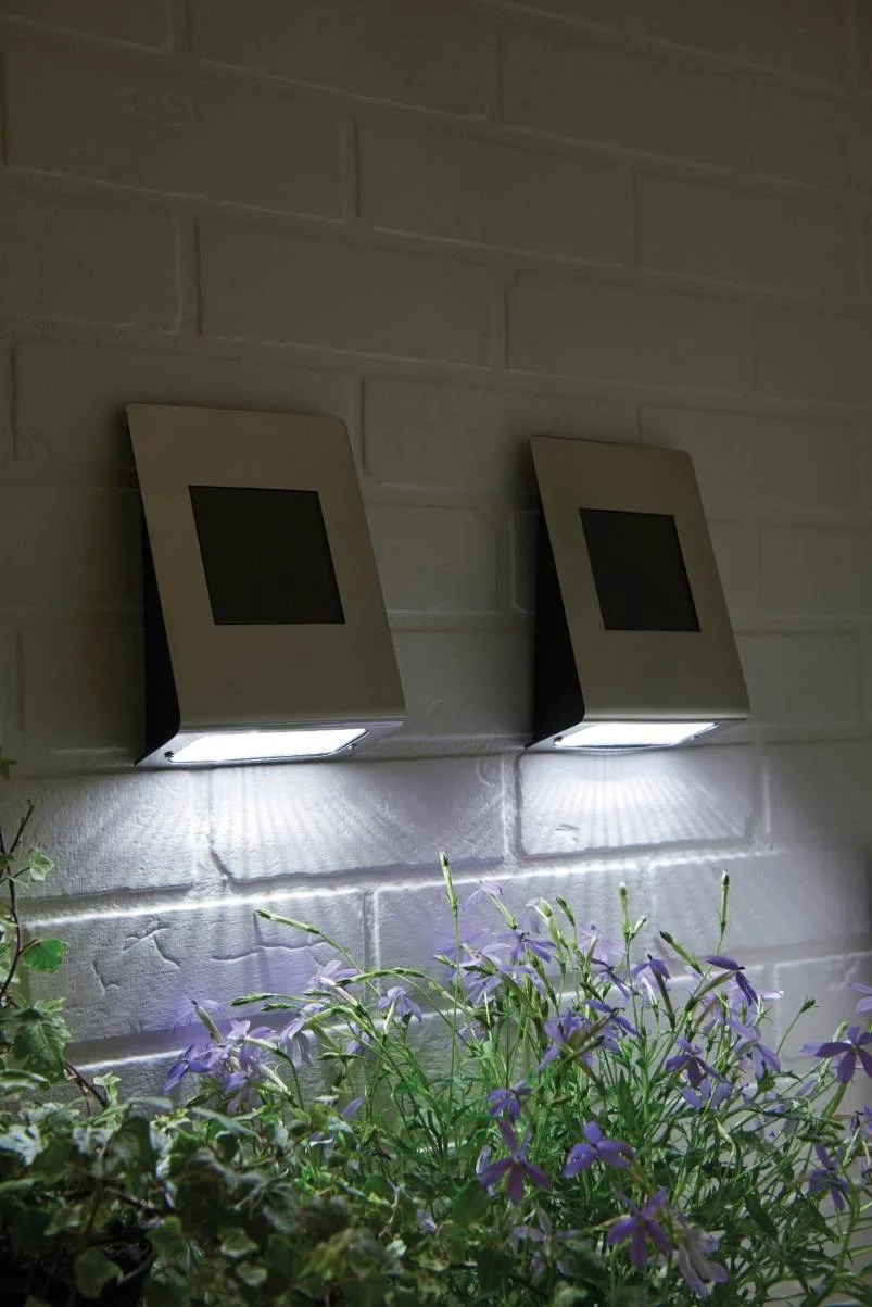 Solar Wall Lanterns Uk
