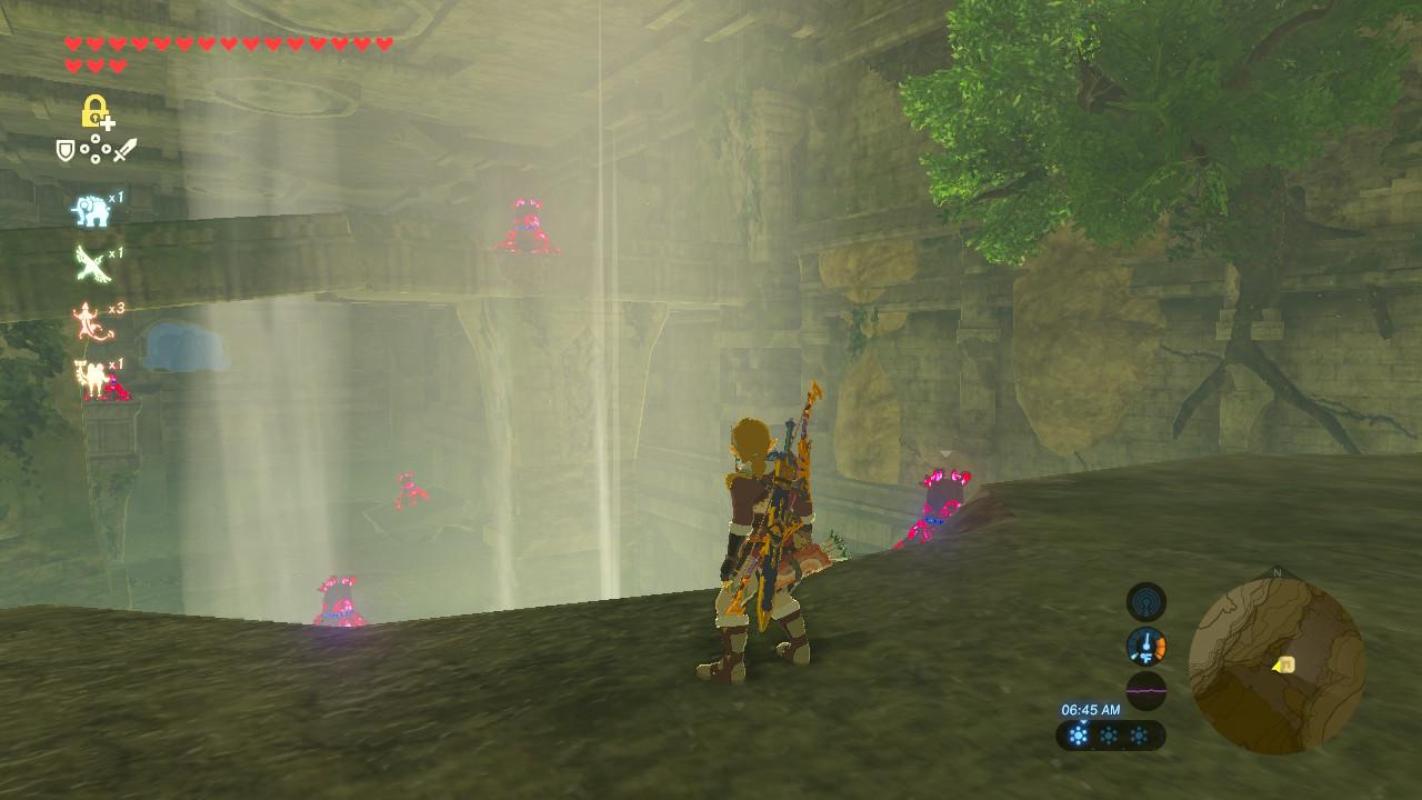 Wild Forgotten Temple Breath