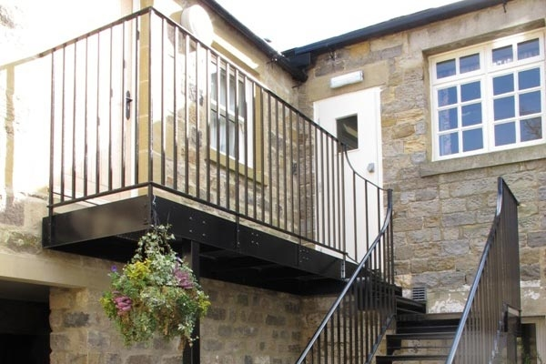 Outdoor Spiral Stairs Staircases And Balconies   Metal Staircases And Balconies