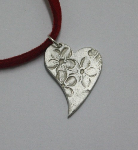 Artists Metal Clay Silver Jewelry