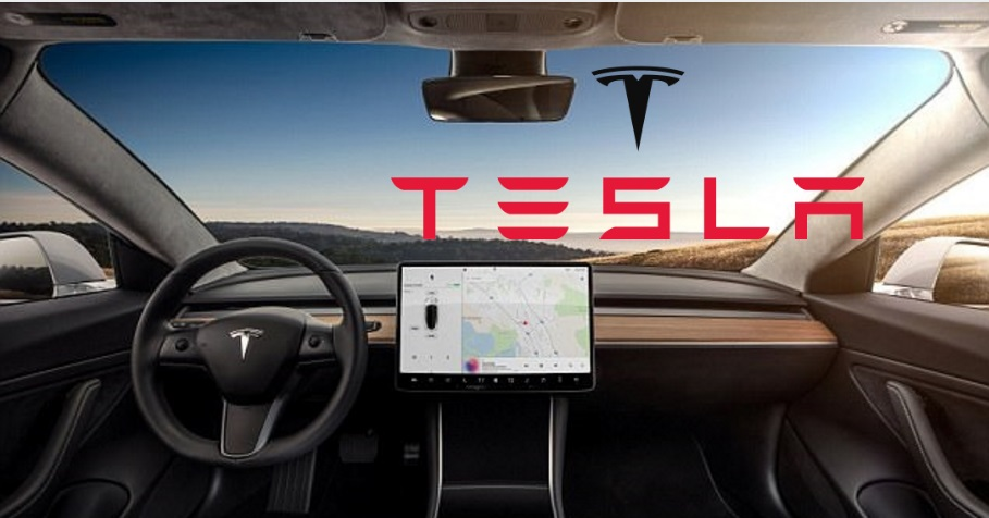 Elon Musk Reveals The Minimalist New Interior For His