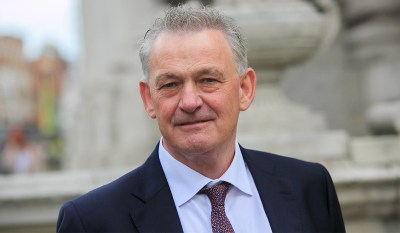 Peter Casey Blasts Travellers Refusing Houses As 'Ridiculous'