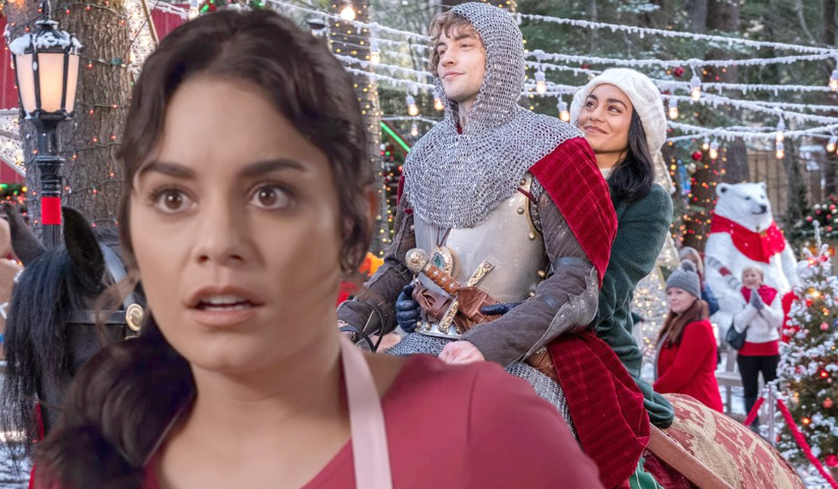 The worst Christmas movie ever? Netflix teases Knight ...