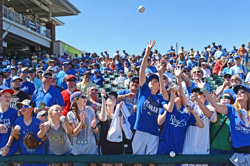 Kansas City Royals Spring Training Schedule