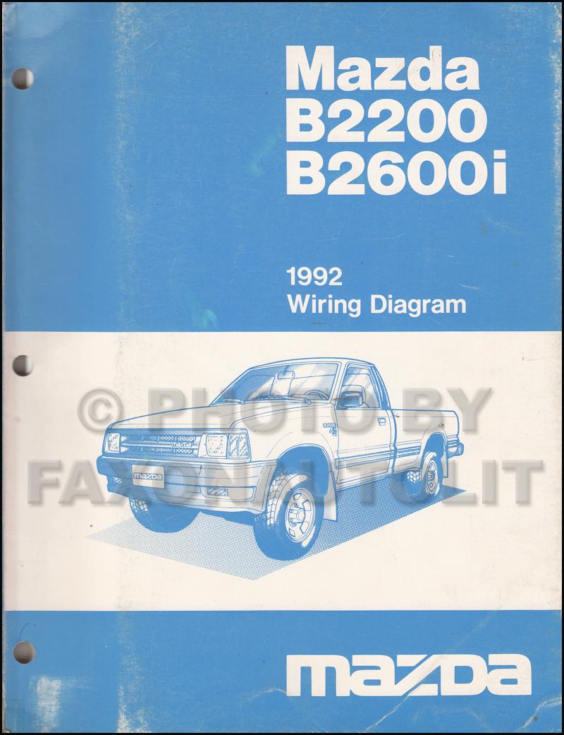 1983 Mazda B2000 Vacuum Diagram B2200 Engine Routing