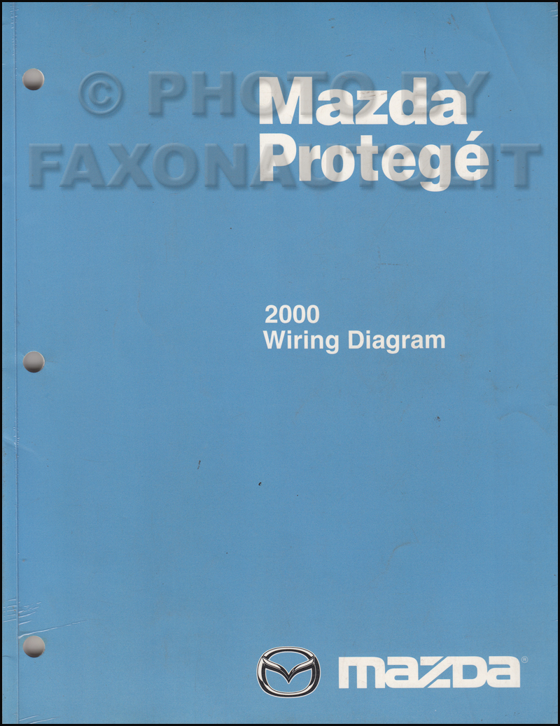 2000 Mazda Millenia Fuse Diagram Trusted Schematics 1996 626 Box 2001
