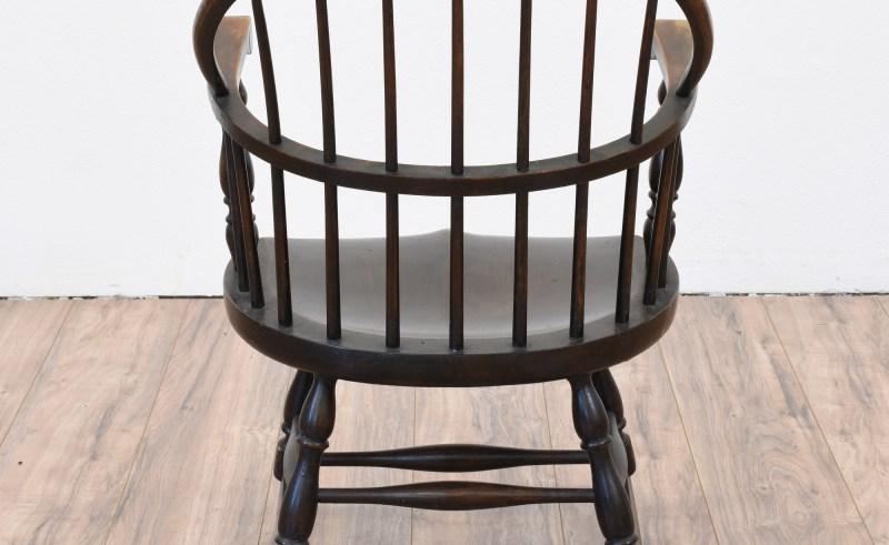 Gooseneck Rocker Antique Chair Beauty Within Clinic