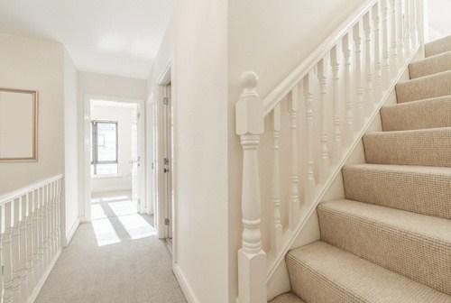Cost To Carpet Stairs Stair Carpet Price   Stairs And Landing Carpet Price   Measure   Landing Mat   Hallway   Grey   Stair Runner