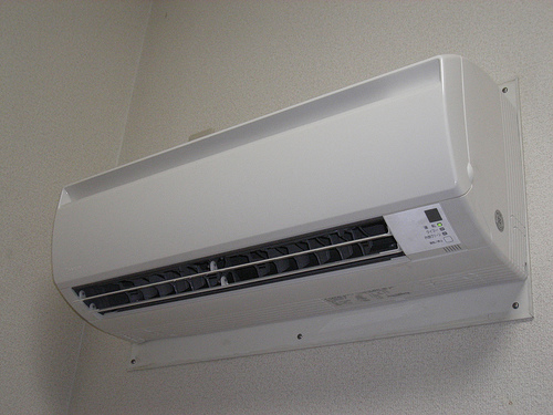 High Velocity Air Conditioning