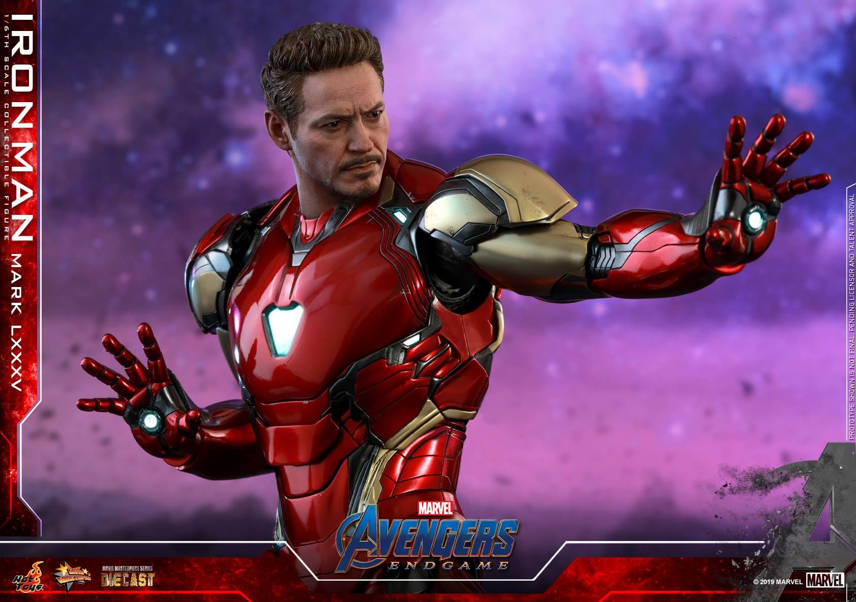 Here's Hot Toys' Avengers: Endgame Iron Man Movie ...
