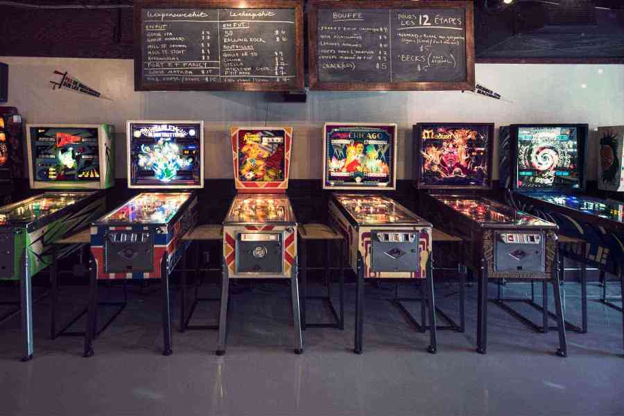 Level up Your Drinking Game at These 15 Bar Arcades     Fodors Travel     START