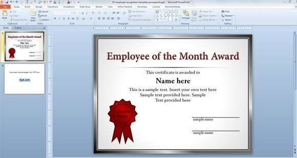 Presentations Funny Powerpoint Safety Office