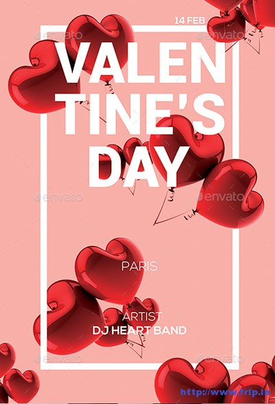 Happy Day Valentines Anti