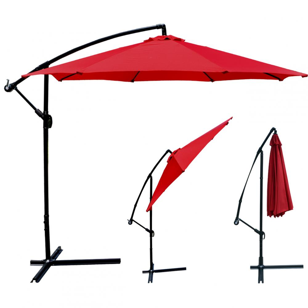 Cantilever Patio Umbrella Led Lights