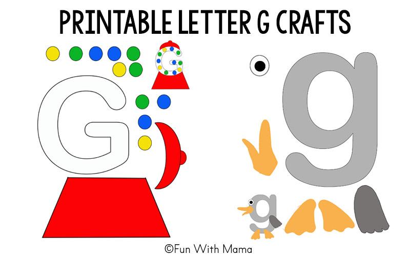 Letter D Dinosaur Craft