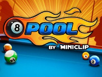 8 Ball Pool Multiplayer   online game   GameFlare com 8 Ball Pool Multiplayer