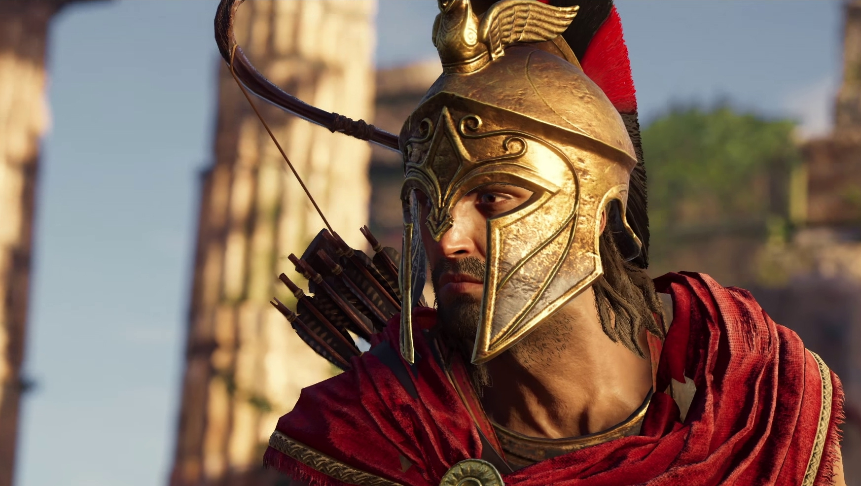 Hands-on with Assassin's Creed Odyssey on Google's Project ...