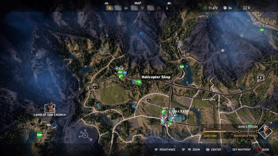 Far Cry 5 Vehicles Guide   Where to Find a Helicopter and Plane  How     To obtain a vehicle in Far Cry 5  you ll need to visit the corresponding  marker on the map for the vehicle that you want to purchase