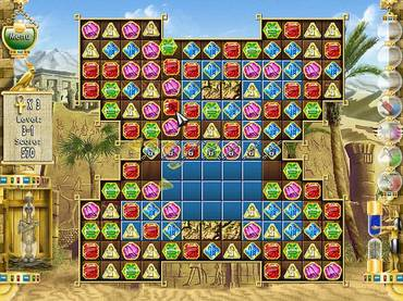 Pharaoh Puzzle   Free Download   GameTop Pharaoh Puzzle Free Game
