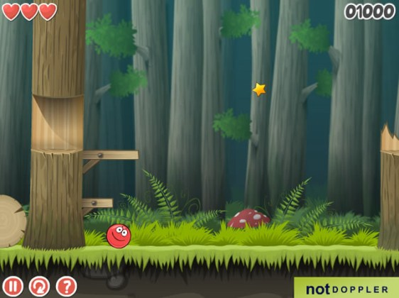 Red Ball 4   Volume 2   Platform games   GamingCloud Red Ball 4   Volume 2