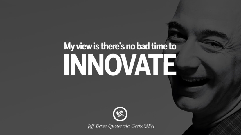 20 Famous Jeff Bezos Quotes On Innovation Business