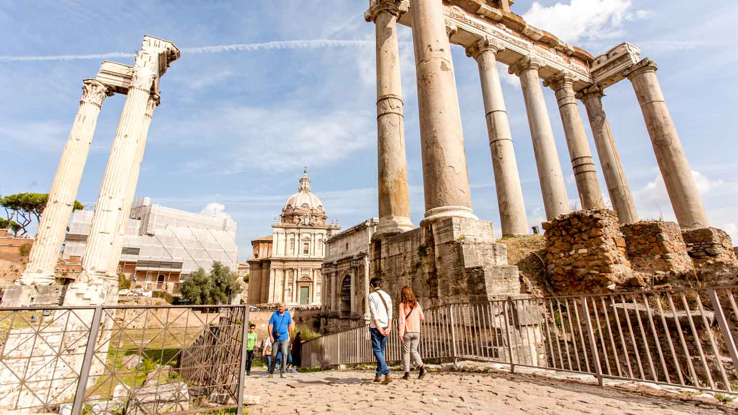 Roman Forum - Book Tickets & Tours | GetYourGuide