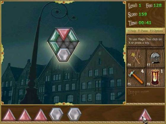 Puzzle Inlay   GameHouse Puzzle Inlay gameplay
