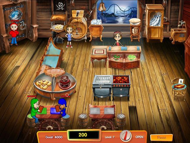 Restaurant Games Time Management