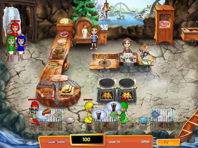 Restaurant Time Management Games