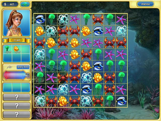 2 Game Fish Shop Tropical