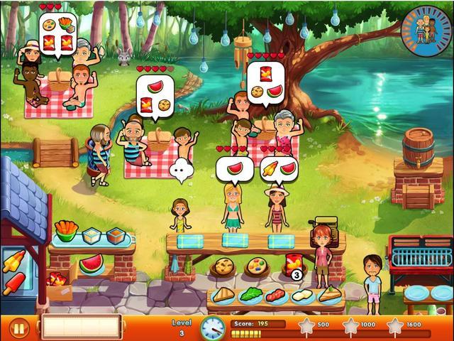Fun Restaurant Games Online