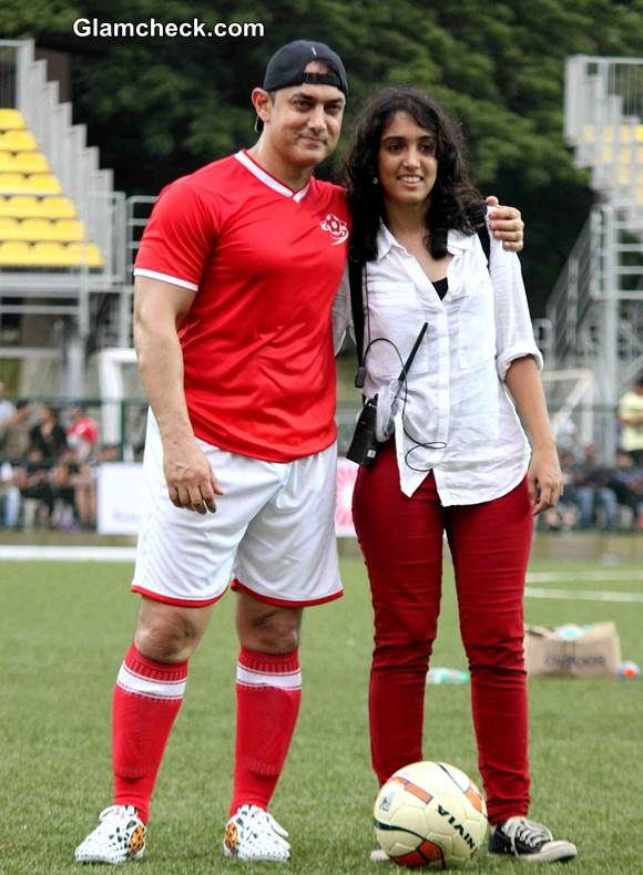 Abhishek Bachchan And His Wife