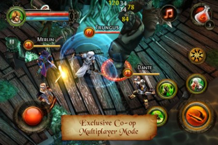 Here is my list of the best iOS games of 2010  signed and sealed Everyone who has played the first Dungeon Hunter will definitely get this  one  Dungeon Hunter 2 offers better graphics than its predecessor and  almost the