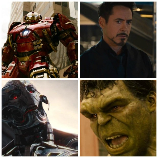Hulkbuster Armor Avengers 2 Ultron: Why Do Hulk and ...