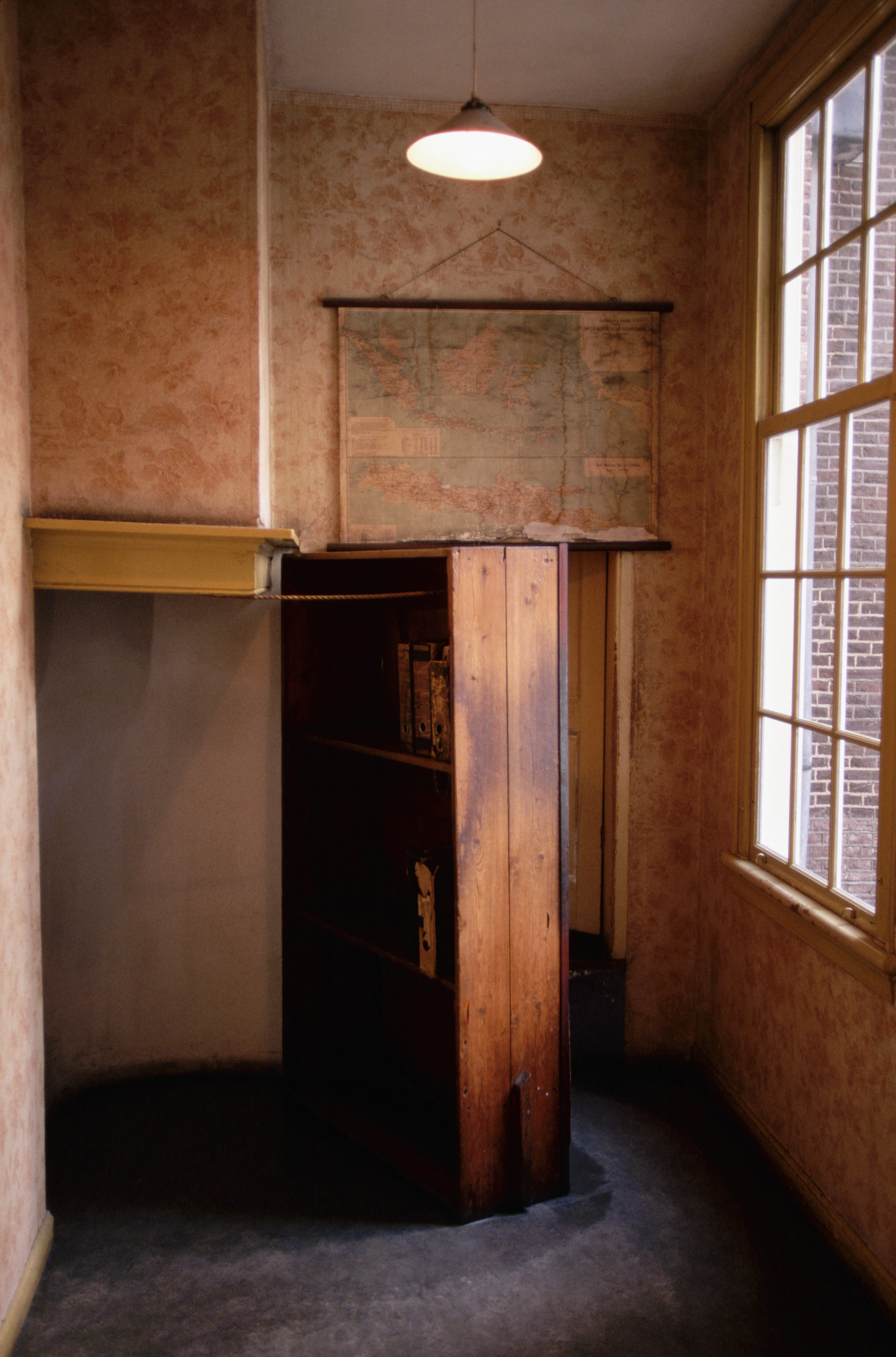 Anne Frank House Interior