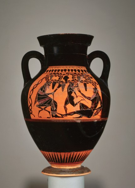 Ancient Greek Vases Facts Path Decorations Pictures Full Path